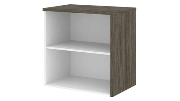 """Storage Cabinets Bestar Office Furniture 30""""H Storage Unit"""