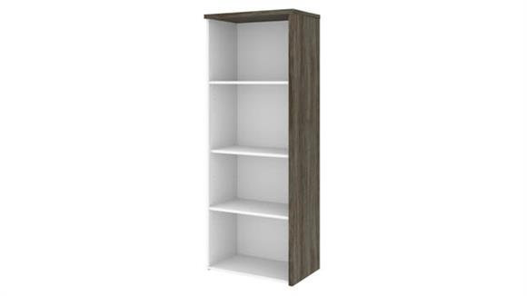 "Bookcases Bestar Office Furniture 60""H Bookcase"