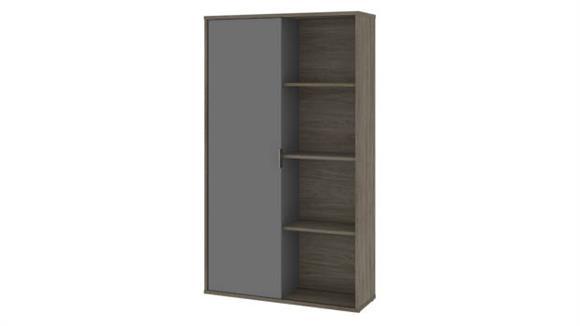 """Storage Cubes & Cubbies Bestar Office Furniture 36""""W Storage Unit with 8 Cubbies"""