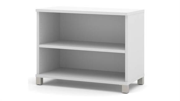 Bookcases Bestar Office Furniture Two Shelf Bookcase