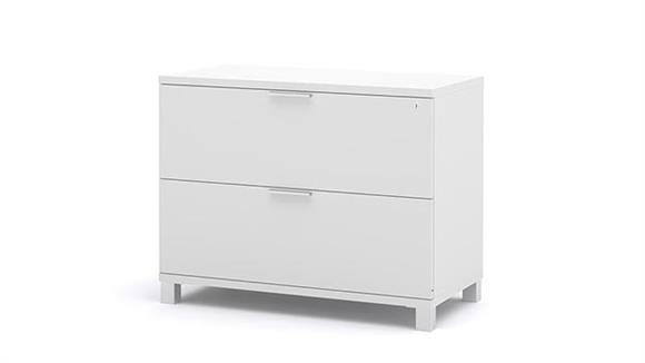 File Cabinets Lateral Bestar Office Furniture 2 Drawer Lateral File