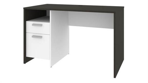 "Computer Desks Bestar Office Furniture 48"" W Small Computer Desk"