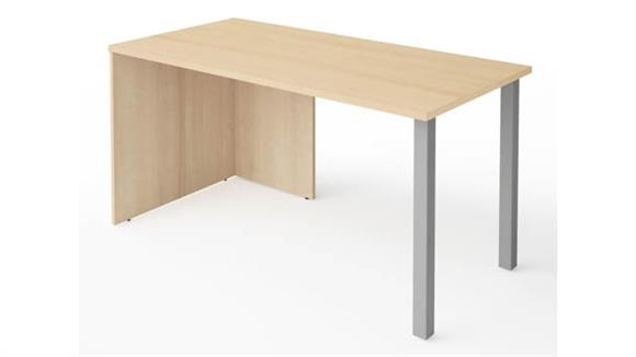 Computer Tables Bestar Office Furniture Table with Metal Legs