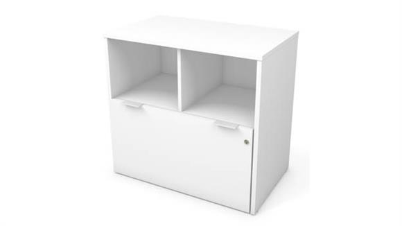 File Cabinets Lateral Bestar Office Furniture One Drawer Lateral File