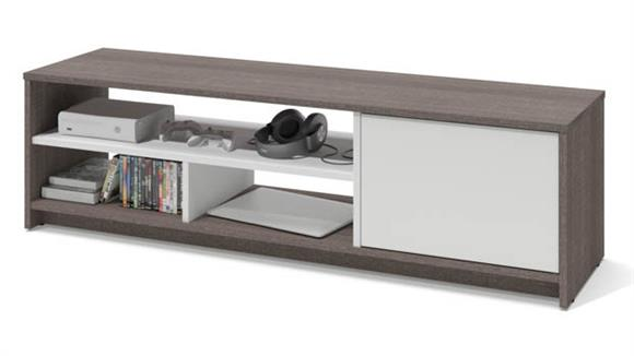 "TV Stands Bestar Office Furniture 53.5"" TV Stand"