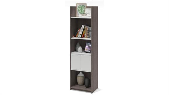 "Storage Cabinets Bestar Office Furniture 20""W Storage Tower"