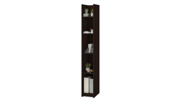 "Storage Cabinets Bestar Office Furniture 10""W Storage Tower"