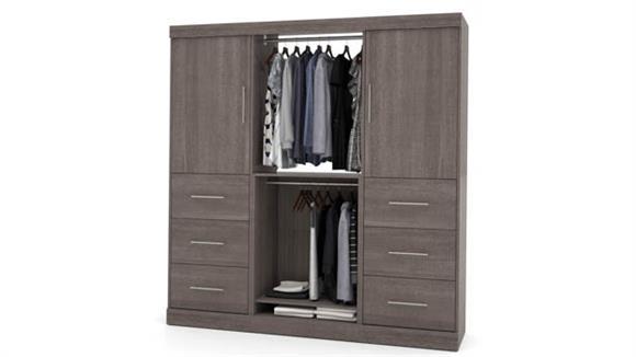 Storage Cabinets Bestar Office Furniture 80