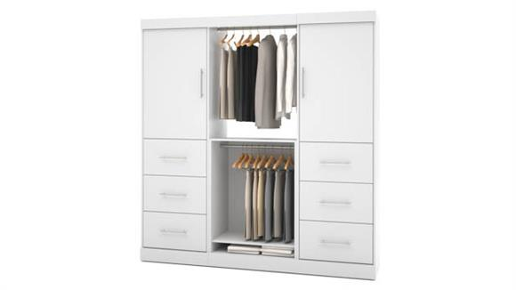 Storage Cabinets Bestar Office Furniture 80