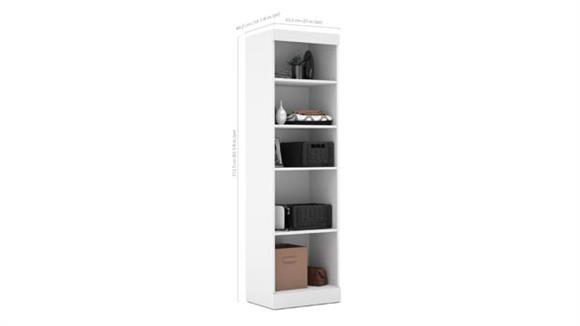 "Storage Cabinets Bestar Office Furniture 25"" Storage Unit"