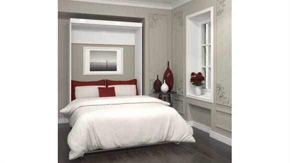Murphy Beds Bestar Office Furniture Full Wall Bed