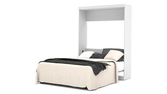 Murphy Beds Bestar Office Furniture Queen Wall Bed