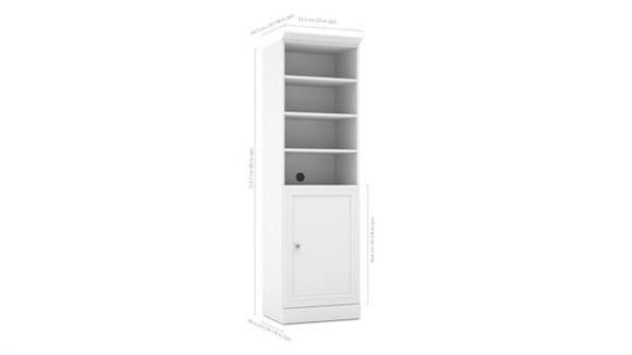 Storage Cabinets Bestar Office Furniture 25