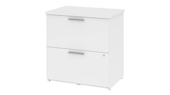 """File Cabinets Lateral Bestar Office Furniture 28""""W Lateral File Cabinet"""