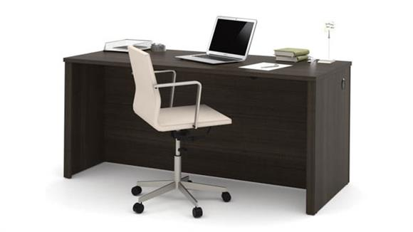 "Executive Desks Bestar Office Furniture 66"" Executive Desk Shell"