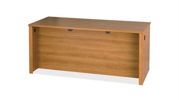 "Executive Desks Bestar Office Furniture 66"" Executive Desk Shell"