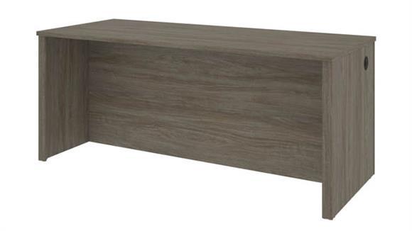 "Executive Desks Bestar Office Furniture 72"" W Executive Desk Shell"