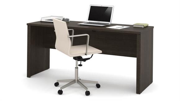 "Executive Desks Bestar Office Furniture 66"" Credenza"