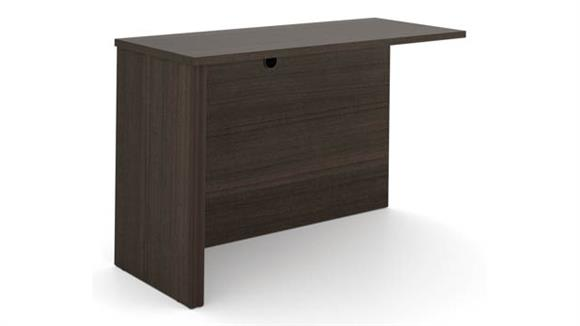 Office Credenzas Bestar Office Furniture Return Table