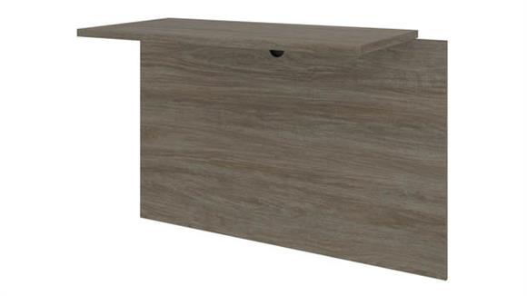 """Desk Parts & Accessories Bestar Office Furniture 39"""" W Desk Bridge"""