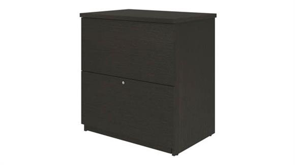 """File Cabinets Lateral Bestar Office Furniture 28""""W Standard Lateral File Cabinet"""