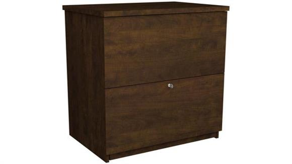 File Cabinets Lateral Bestar Office Furniture 2 Drawer Lateral File 65635