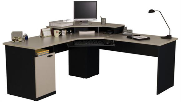 Corner Desks Bestar Office Furniture Corner Desk 69430