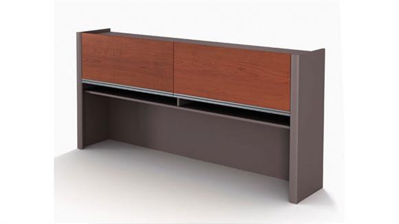 Hutches Bestar Office Furniture Hutch for Credenza 93510
