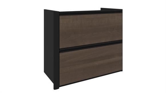 File Cabinets Lateral Bestar Office Furniture Oversized Pedestal