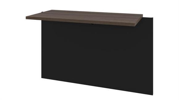 Desk Parts & Accessories Bestar Office Furniture Bridge