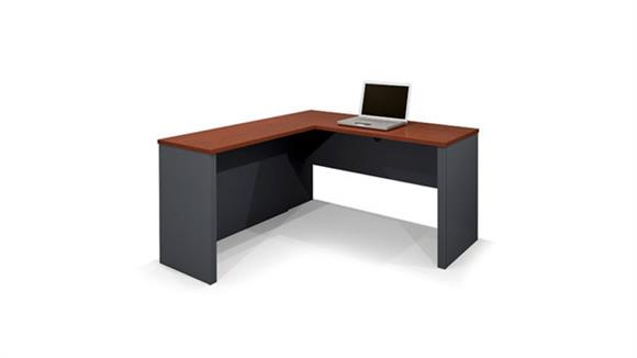 L Shaped Desks Bestar Office Furniture L Shaped Desk 99420