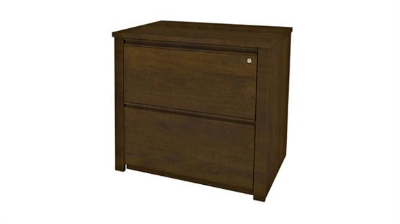 File Cabinets Lateral Bestar Office Furniture Fully Assembled 2 Drawer Lateral File 99636