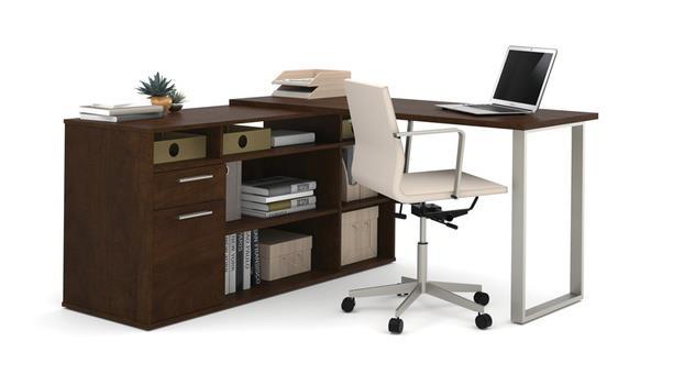 Miraculous Bestar Office Furniture L Shaped Desk Download Free Architecture Designs Intelgarnamadebymaigaardcom