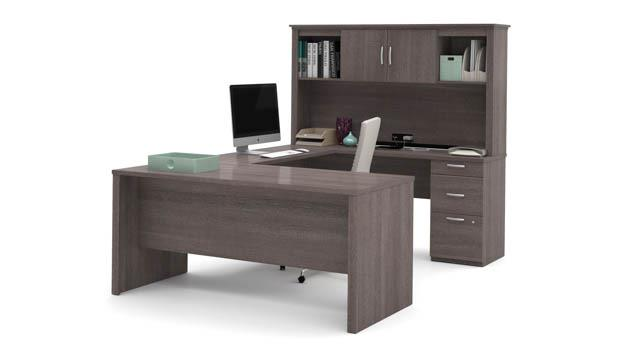 Bestar Office Furniture U Shaped Desk