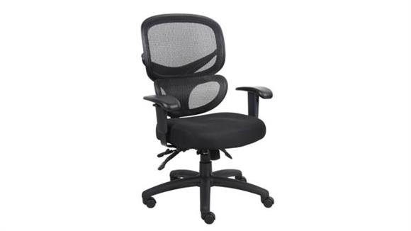 Office Chairs BOSS Office Chairs Multi Function Mesh Task Chair