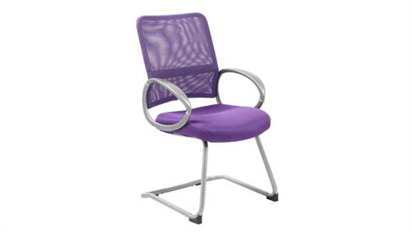 Side & Guest Chairs BOSS Office Chairs Mesh Guest Chair