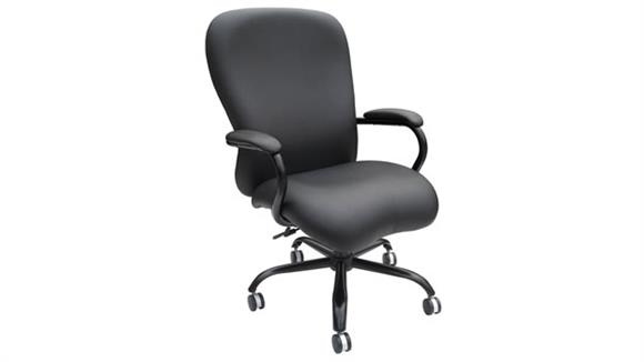 Big & Tall BOSS Office Chairs Caressoft Big and Tall Executive Chair