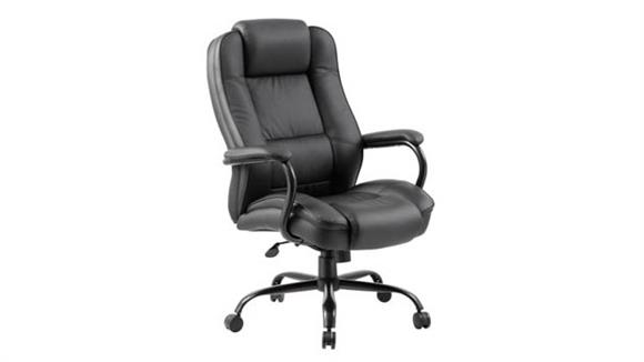 Big & Tall BOSS Office Chairs Heavy Duty Executive Chair