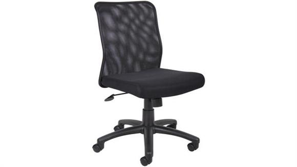 Office Chairs BOSS Office Chairs Mesh Back Task Chair