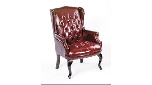 Side & Guest Chairs BOSS Office Chairs Traditional Style Guest Chair