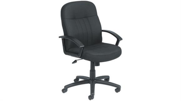 Office Chairs BOSS Office Chairs High Back Fabric Executive Chair