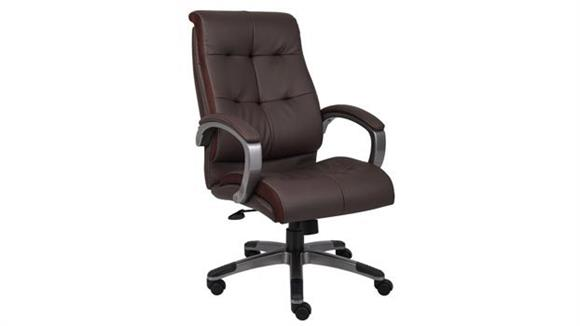 Office Chairs BOSS Office Chairs Double Plush High Back Executive Chair