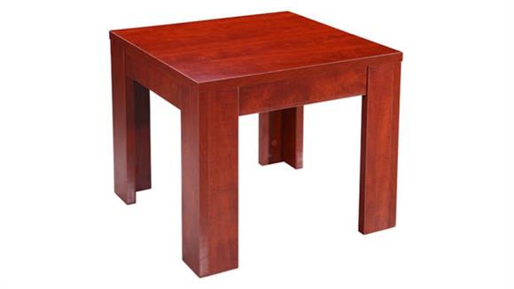 """End Tables BOSS Office Chairs 22"""" x 22"""" End Table"""