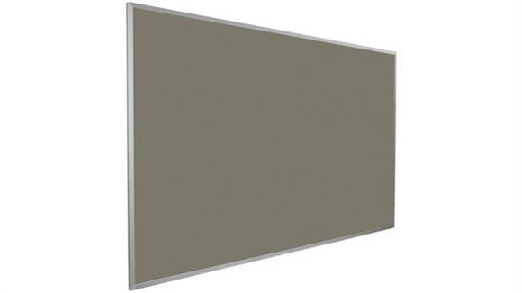 Bulletin & Display Boards Best Rite 4 x 8 Colored Cork-Plate Tackboard