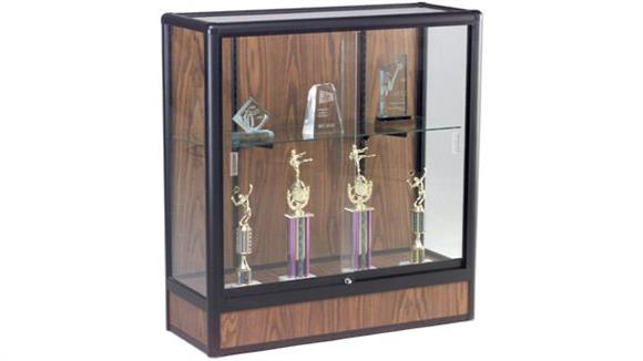 Storage Cabinets Best Rite Counter Height Display Case