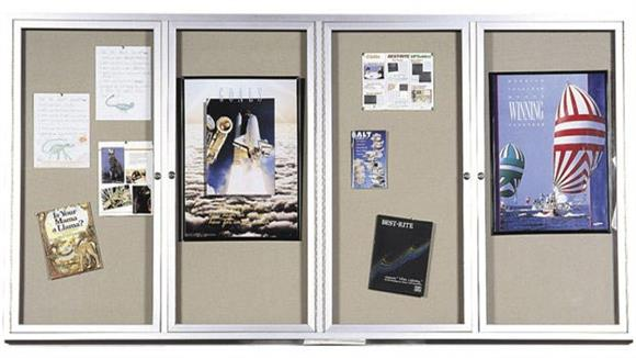 Bulletin & Display Boards Best Rite 4