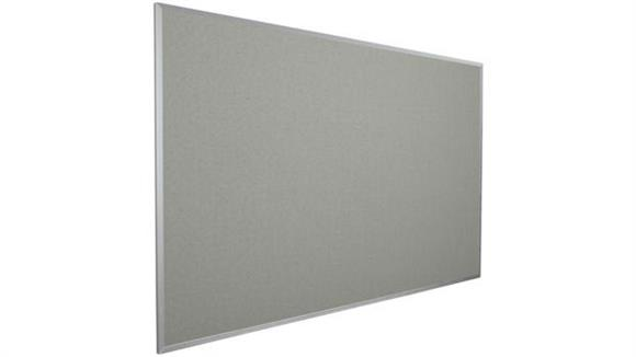 Bulletin & Display Boards Best Rite 4 x 8 Fab-Tak Tackboard