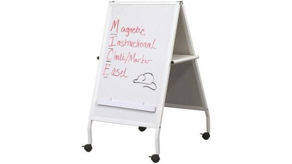 White Boards & Marker Boards Best Rite White MICE Easel
