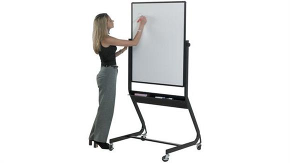 "White Boards & Marker Boards Best Rite 40"" x 30"" Dura-Rite Euro Reversible Board"