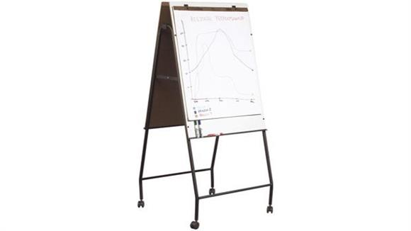 White Boards & Marker Boards Best Rite Folding Wheasel